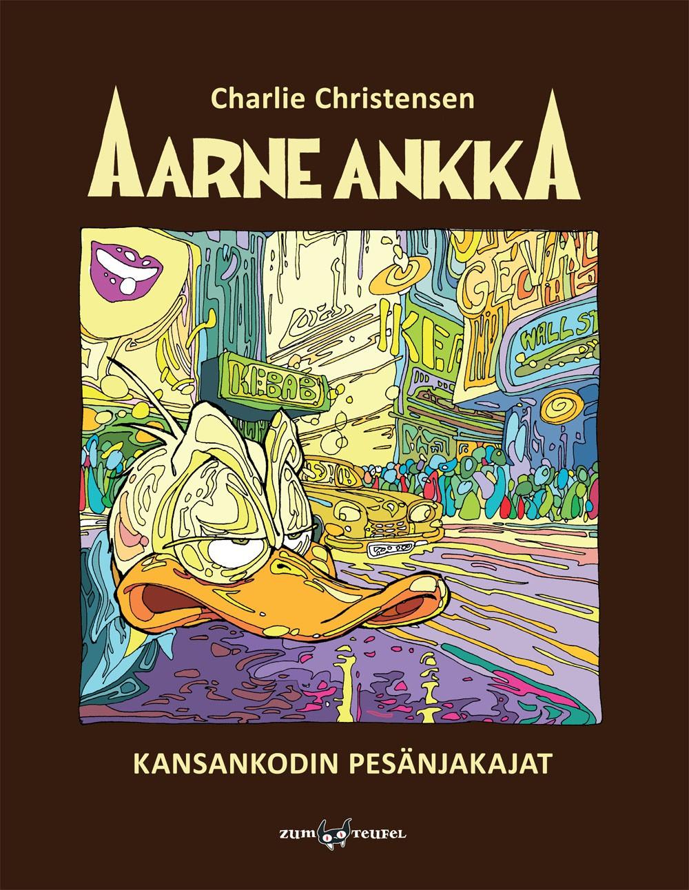 Aarne Ankka - Kansankodin pesänjakajat