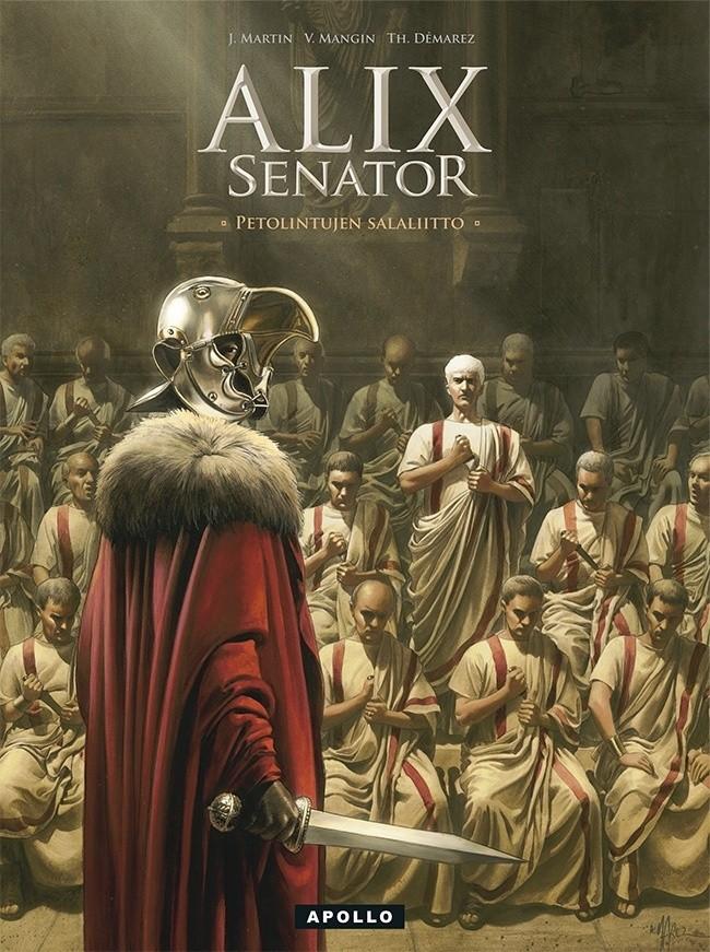 Alix Senator 3 - Petolintujen salaliitto