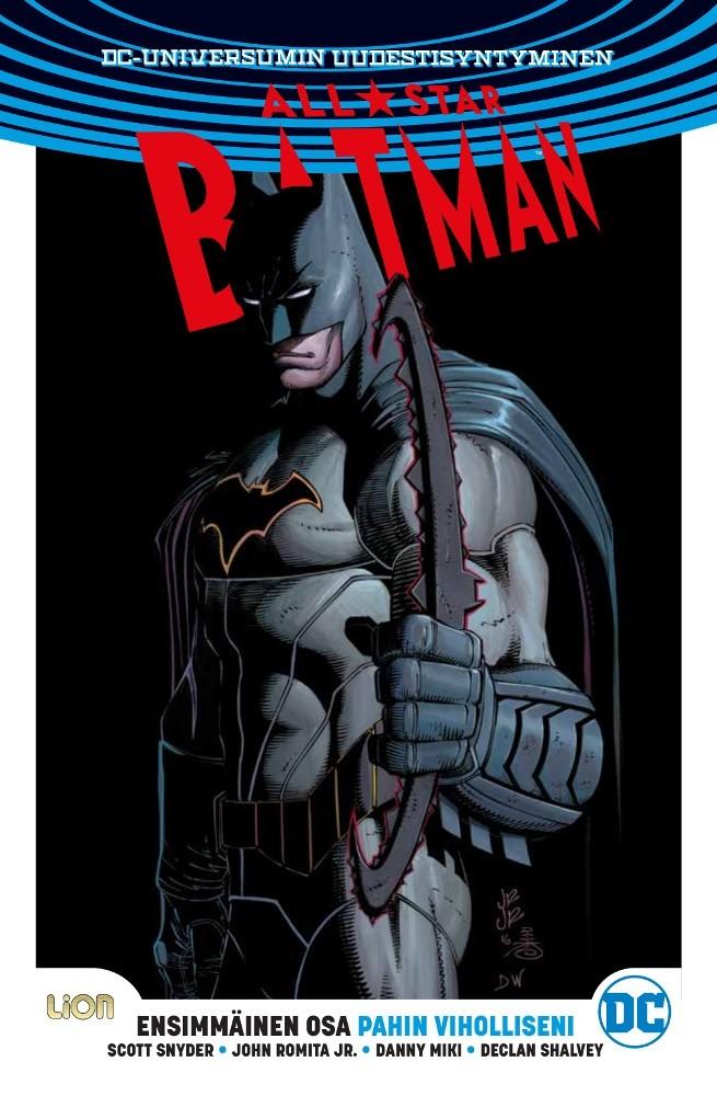 All-Star Batman 1 - Pahin viholliseni