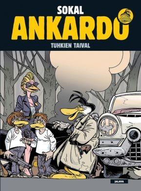 Ankardo - Tuhkien taival