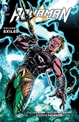 Aquaman 7 - Exiled