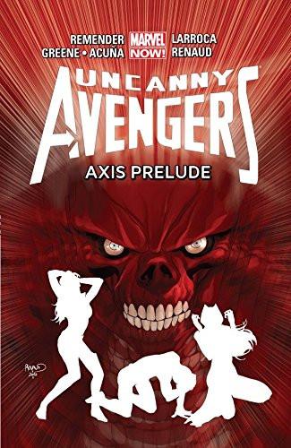 Uncanny Avengers 5 - Axis Prelude (K)