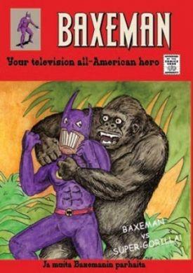 Baxeman vs Super-Gorilla