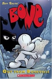 Bone 1 - Out from Boneville