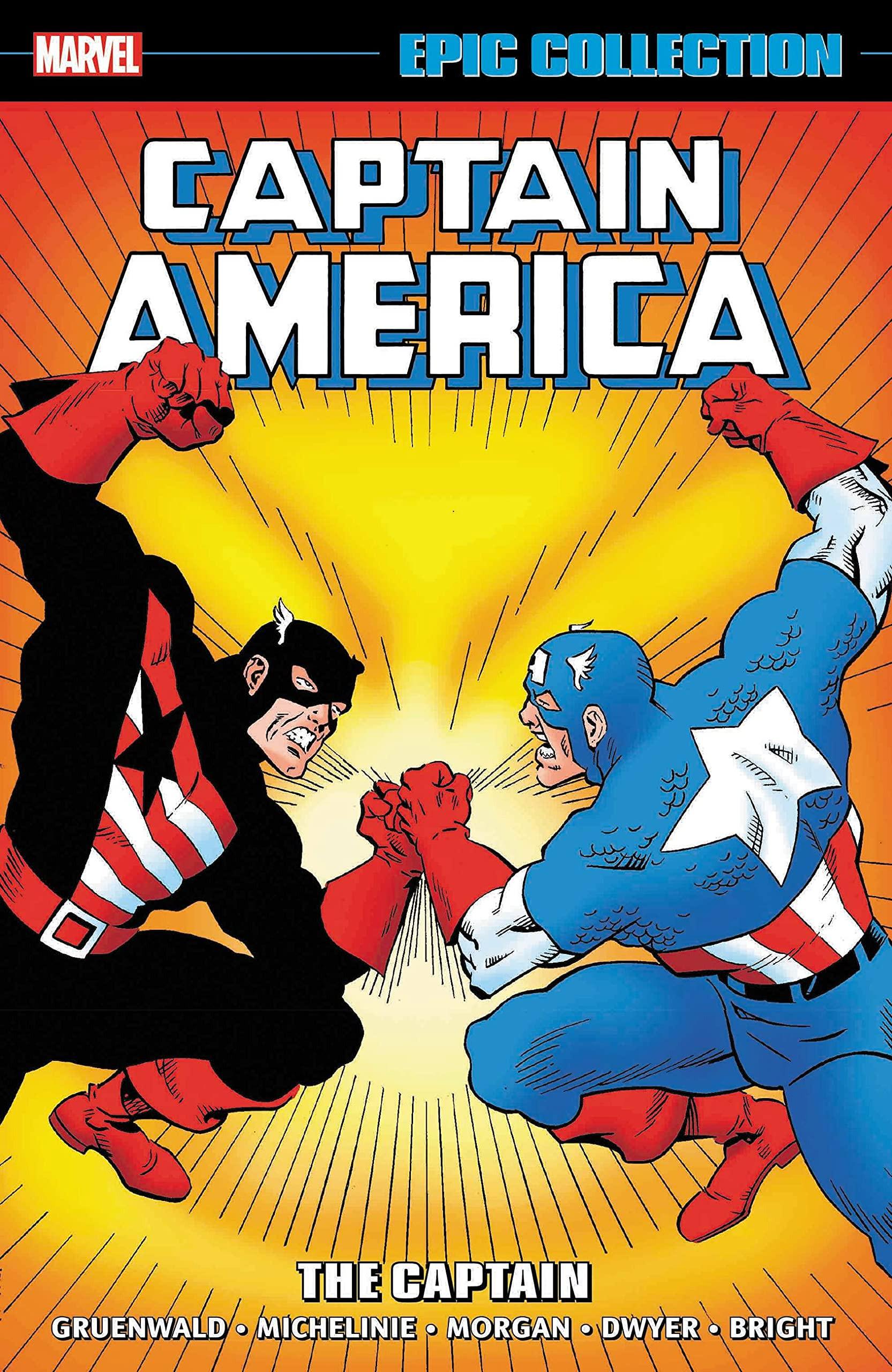 Captain America Epic Collection - The Captain