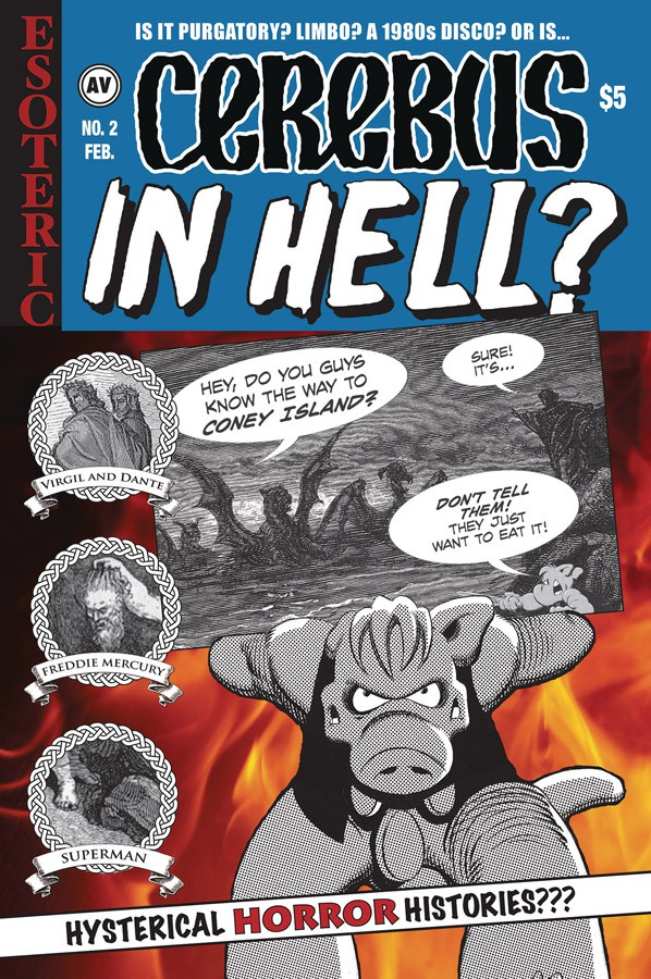 Cerebus in Hell? #2