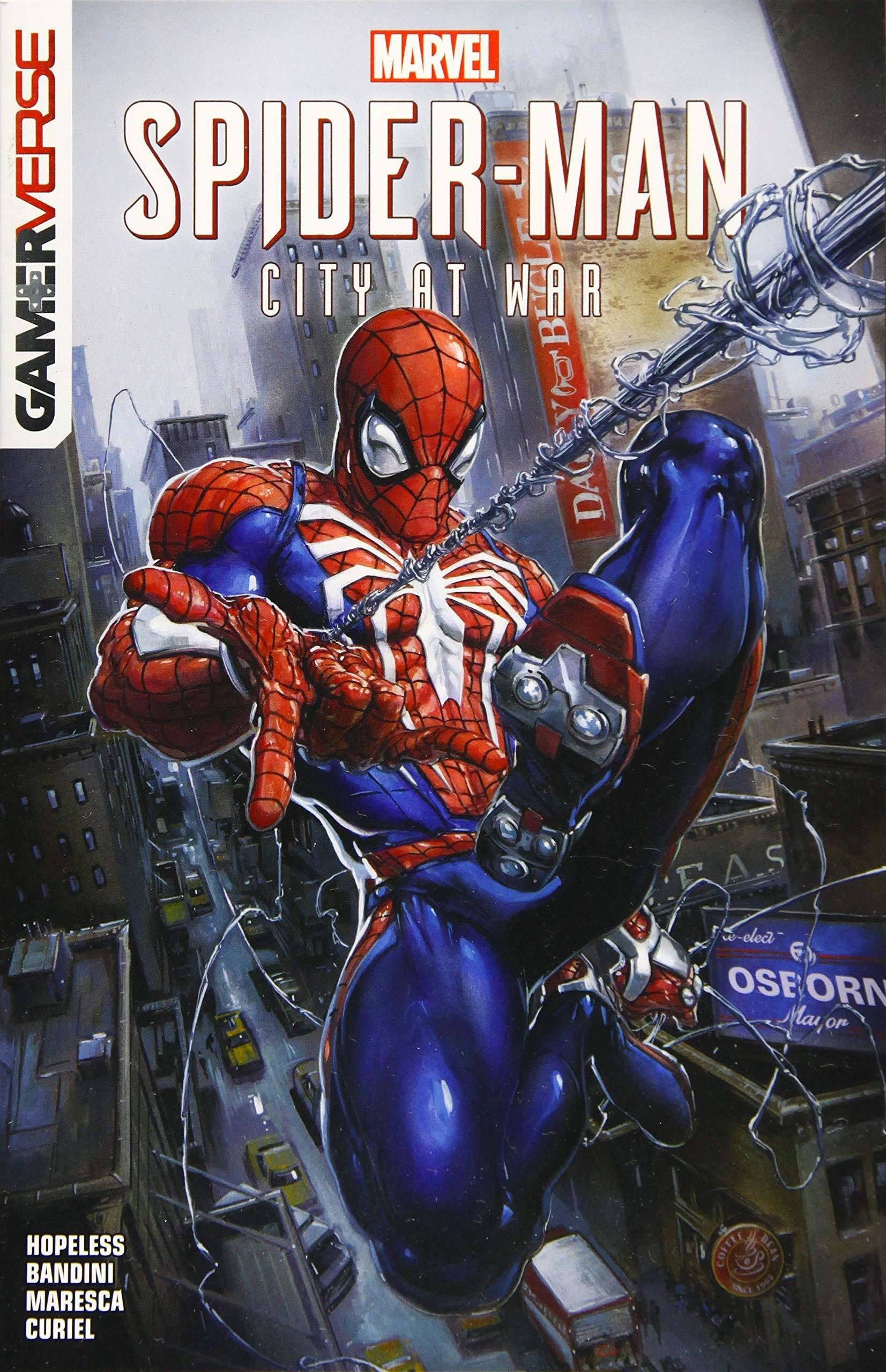 Marvel's Spider-Man - City at War