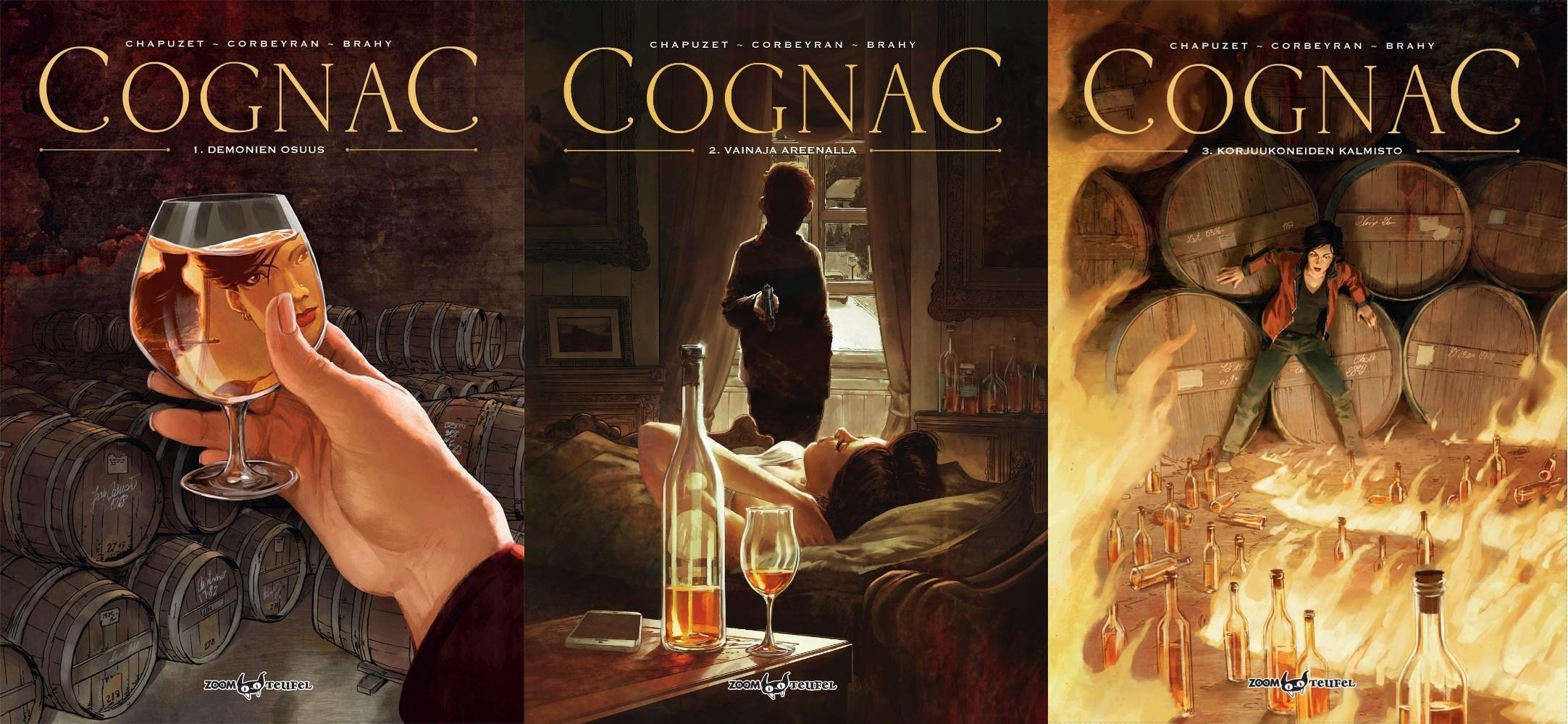Cognac 1-3 (KOKO SARJA)