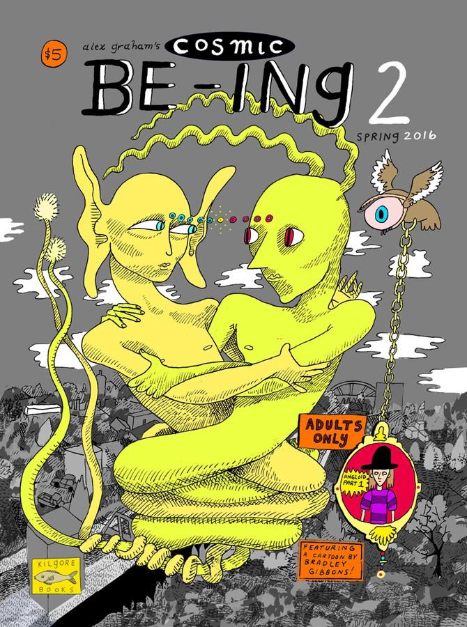 Cosmic Be-Ing #2