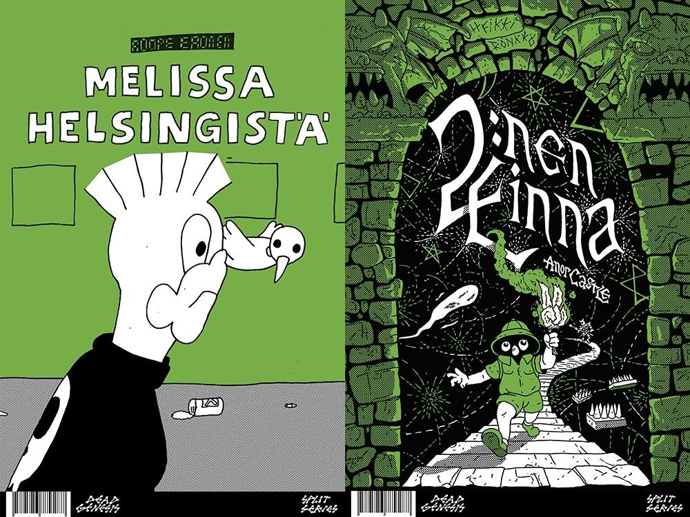 Dead Genesis Split Series #5
