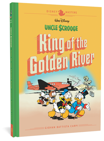 Uncle Scrooge - King of the Golden River