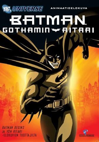 Batman - Gothamin ritari (DVD)