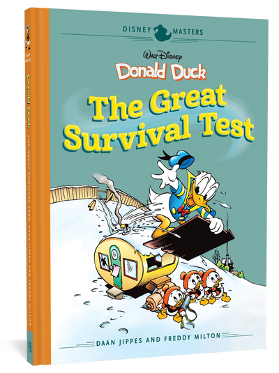 Donald Duck - The Great Survival Test