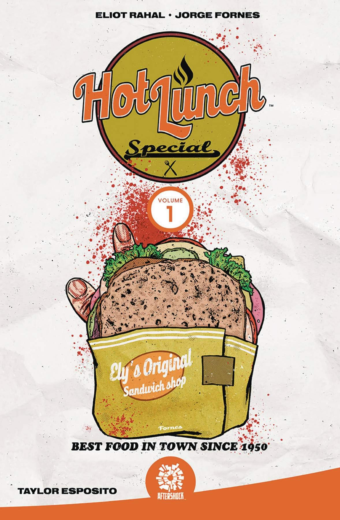 Hot Lunch Special 1 - The Family Business