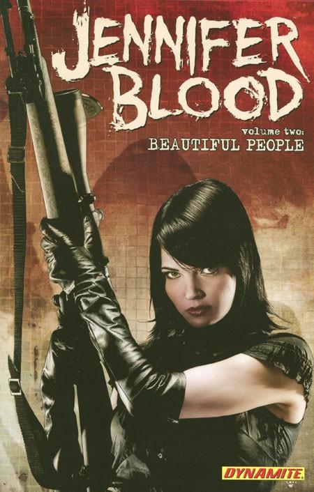Jennifer Blood 2 - Beautiful People
