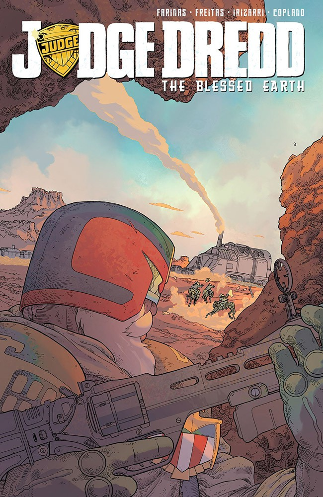 Judge Dredd - The Blessed Earth 1