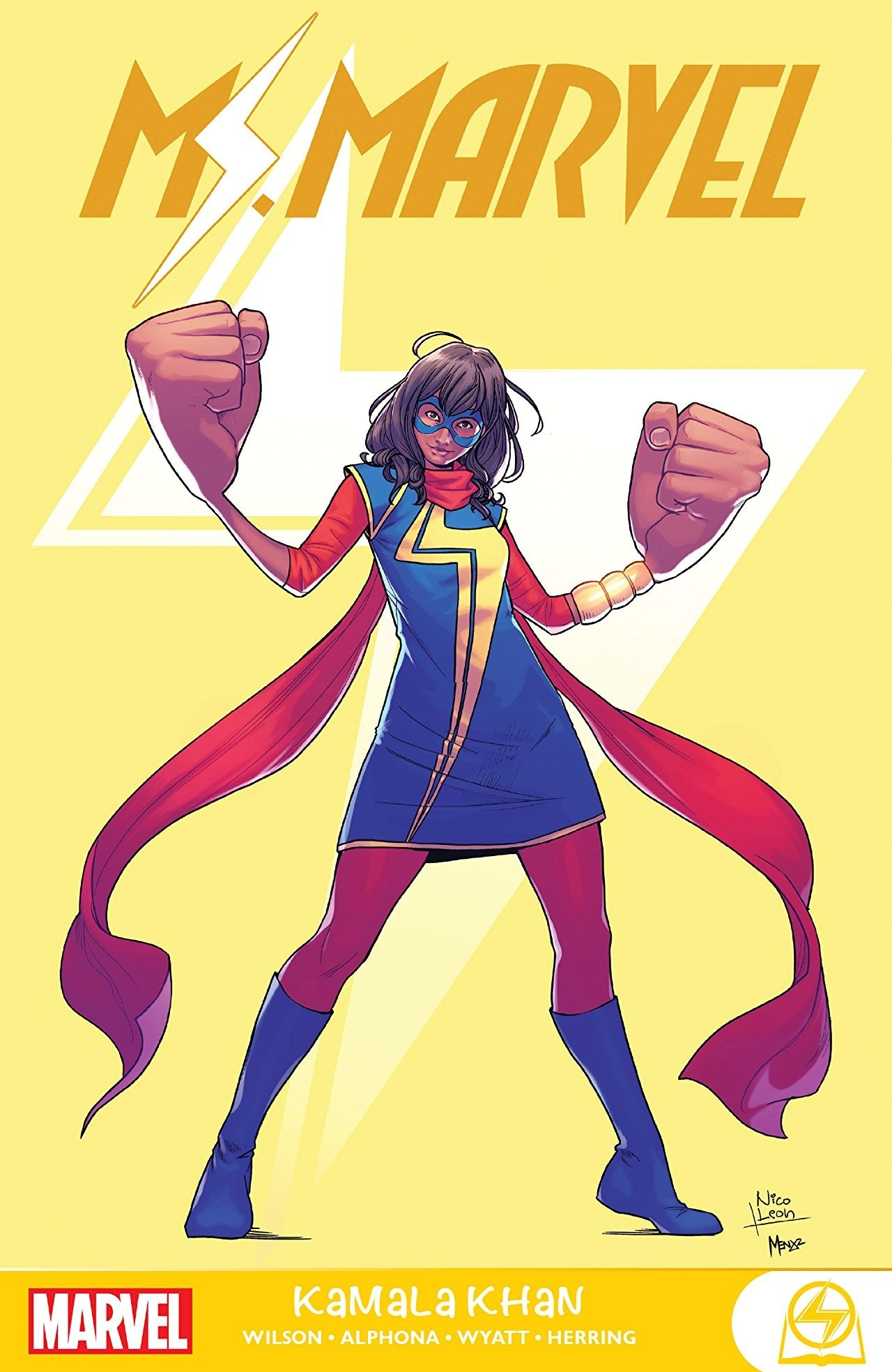 Ms. Marvel - Kamala Khan