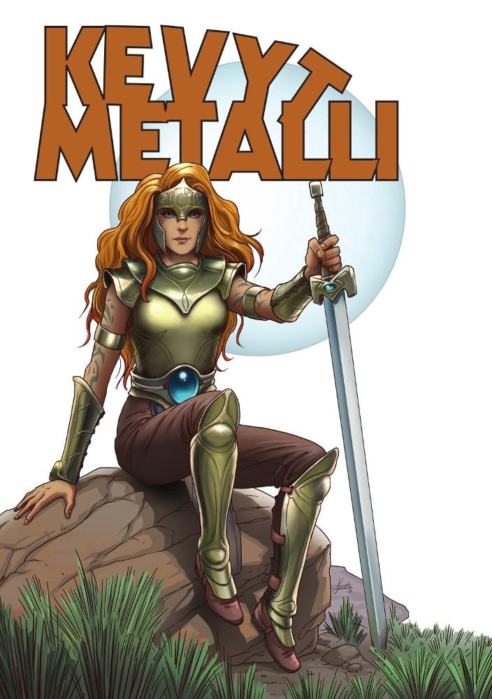Kevyt Metalli 1