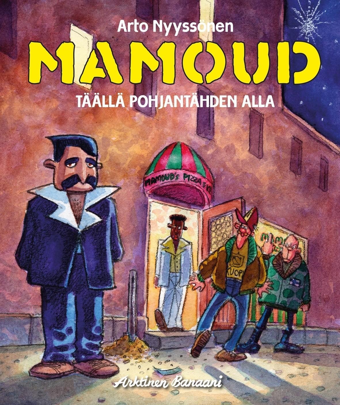 Mamoud - Täällä Pohjantähden alla