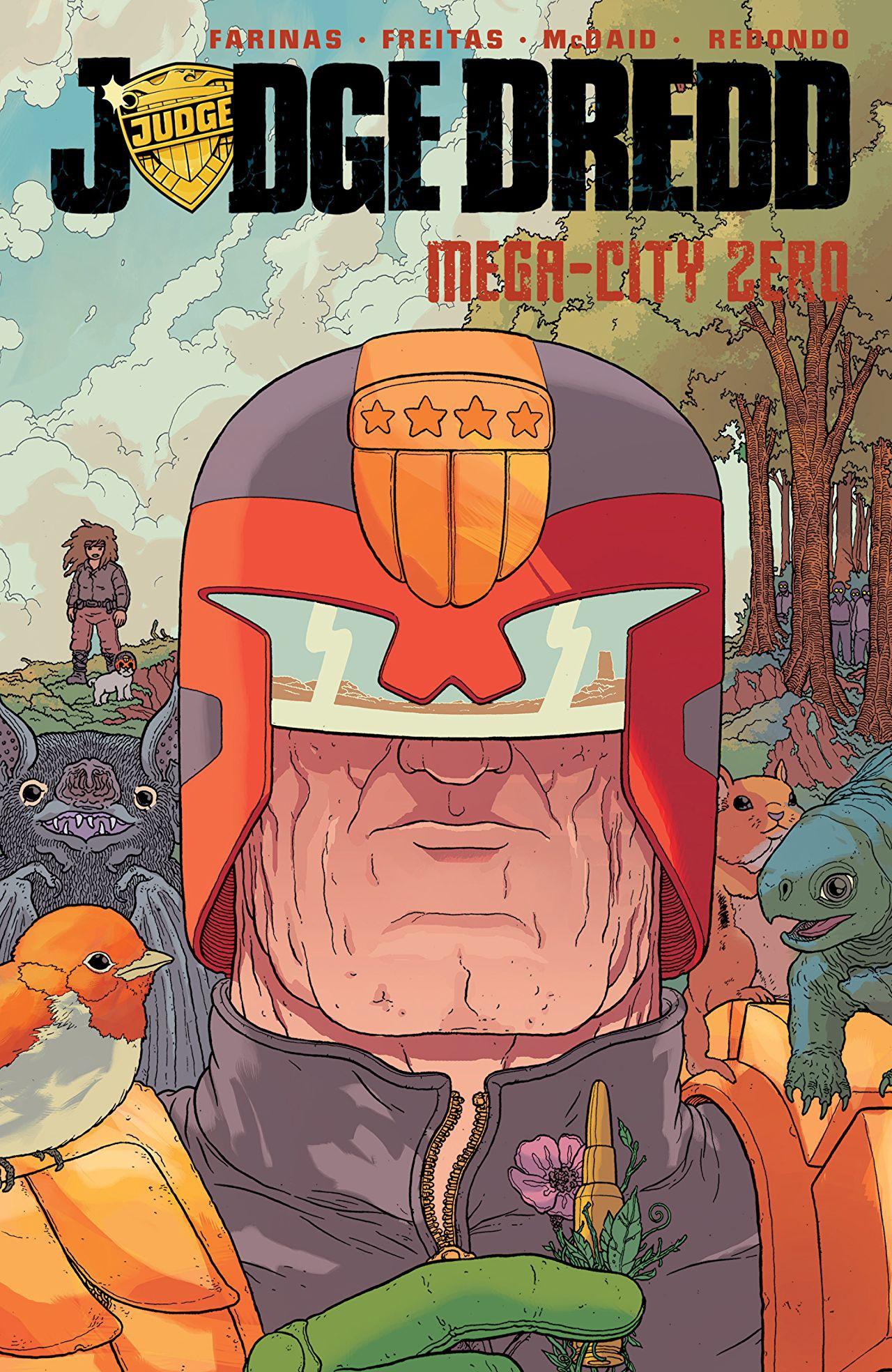 Judge Dredd - Mega-City Zero 2