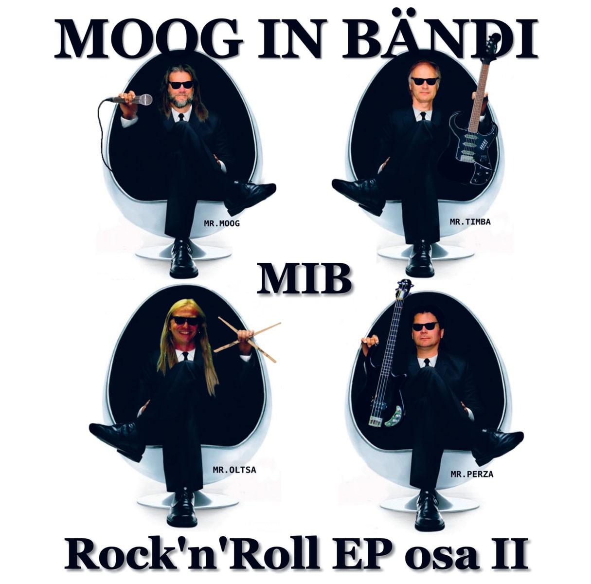 """Rock'n'Roll EP osa II (7"""" EP)"""