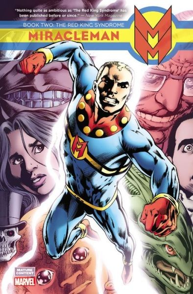 Miracleman 2 - The Red King Syndrome