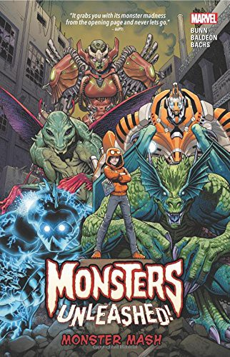 Monsters Unleashed! 1 - Monster Mash