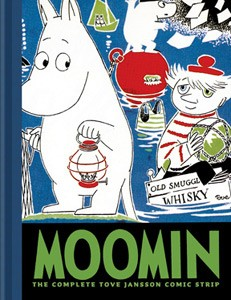 Moomin - The Complete Tove Jansson Comic Strip Book Three