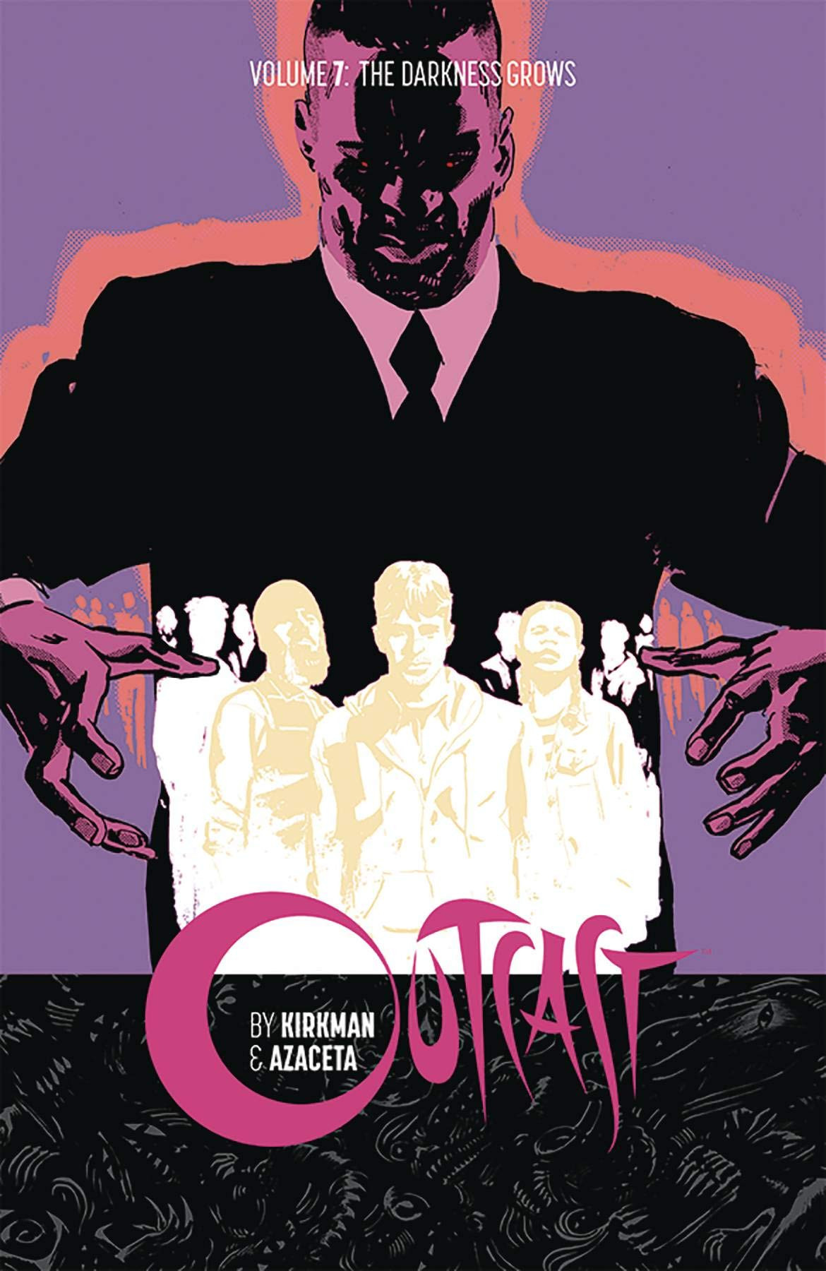 Outcast 7 - The Darkness Grows