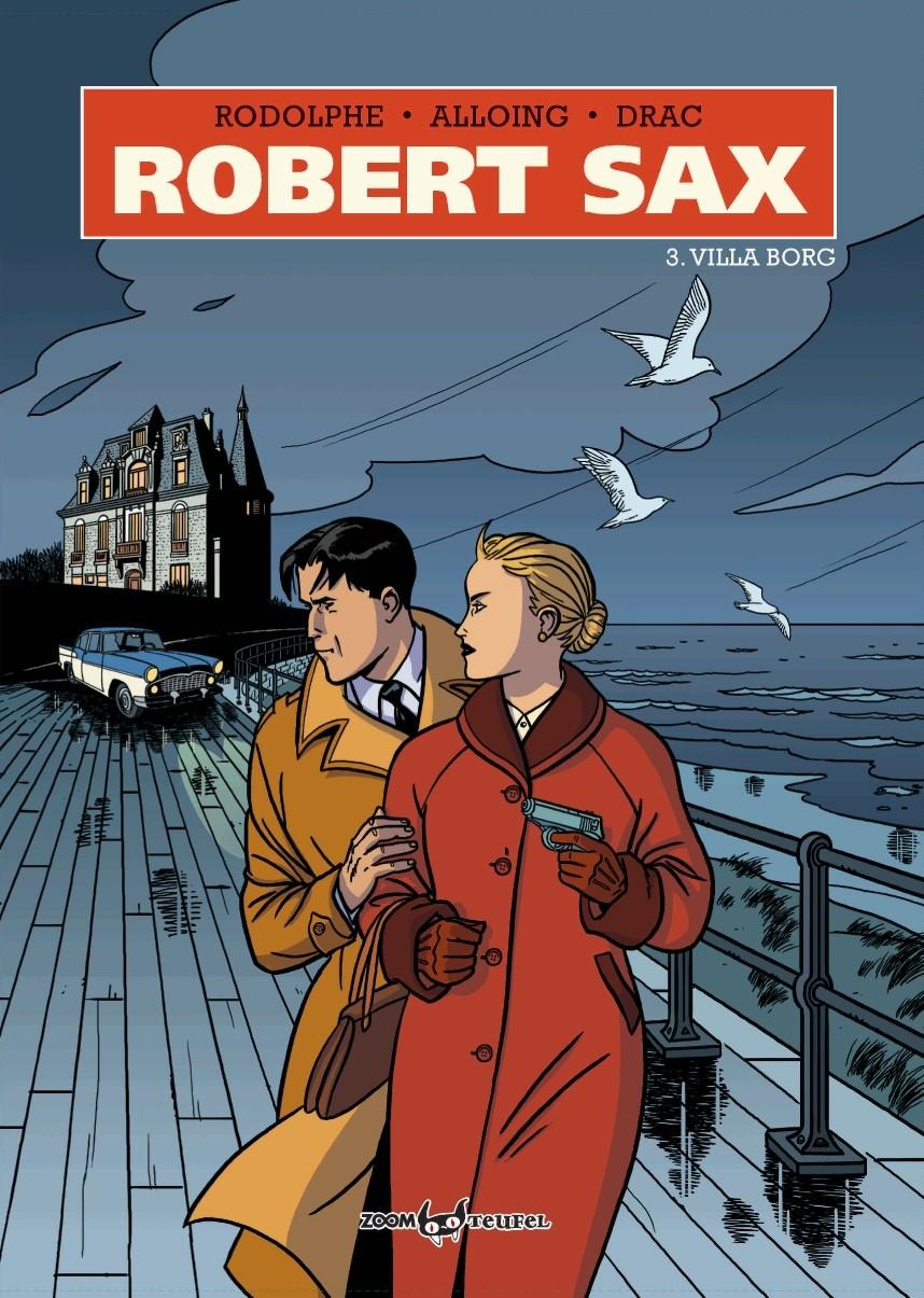 Robert Sax 3 - Villa Borg
