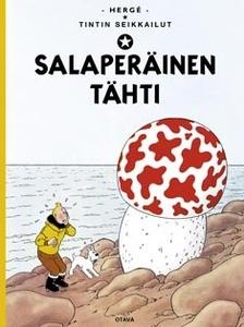 Tintin seikkailut 10 - Salaperäinen tähti