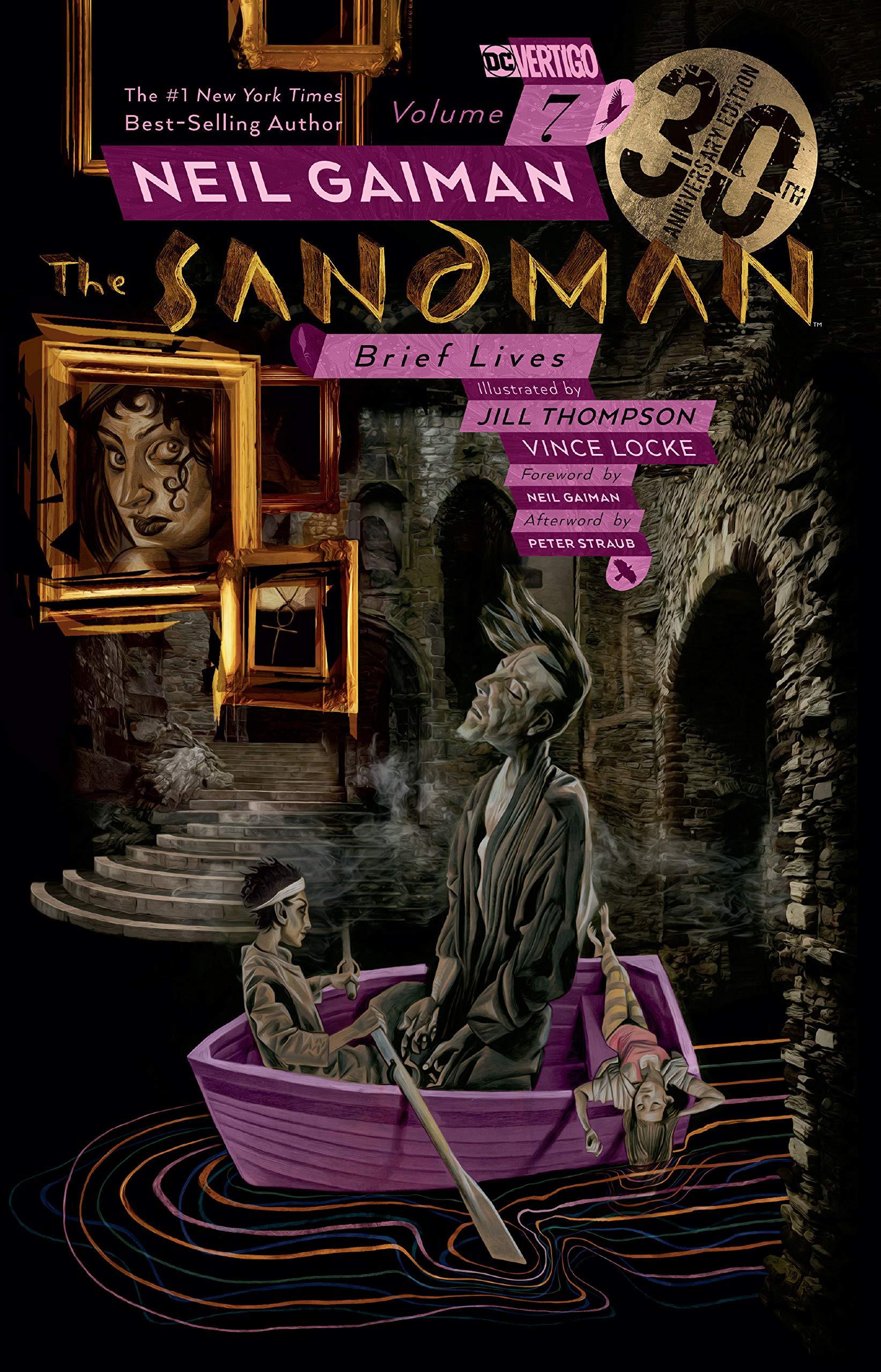The Sandman 7 - Brief Lives 30th Anniversary Edition