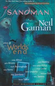 The Sandman 8 - World's End