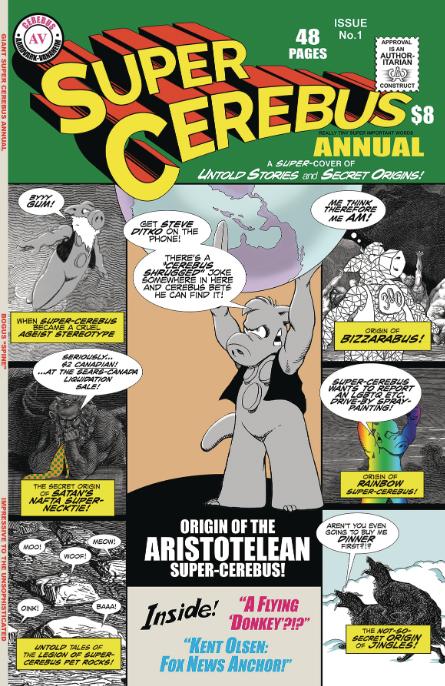 Super Cerebus Annual #1