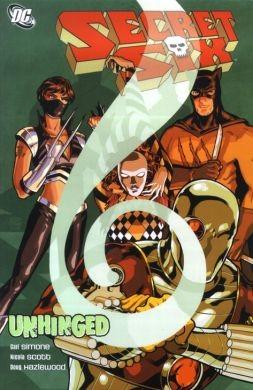 Secret Six - Unhinged (K)