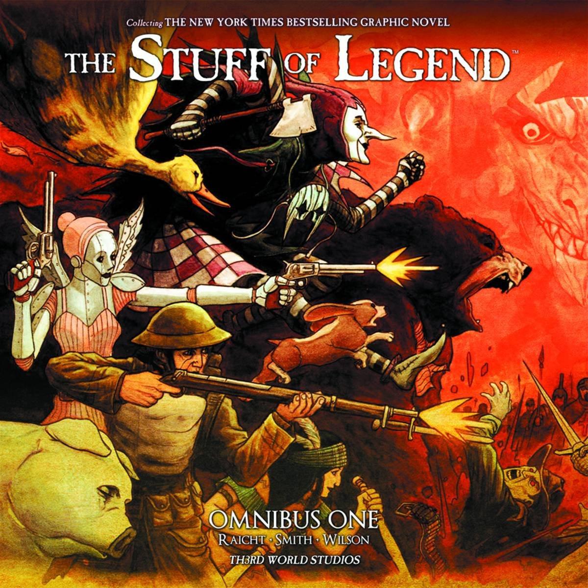 The Stuff of Legend - Omnibus One