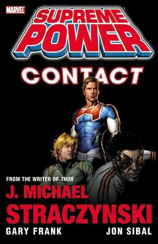 Supreme Power - Contact