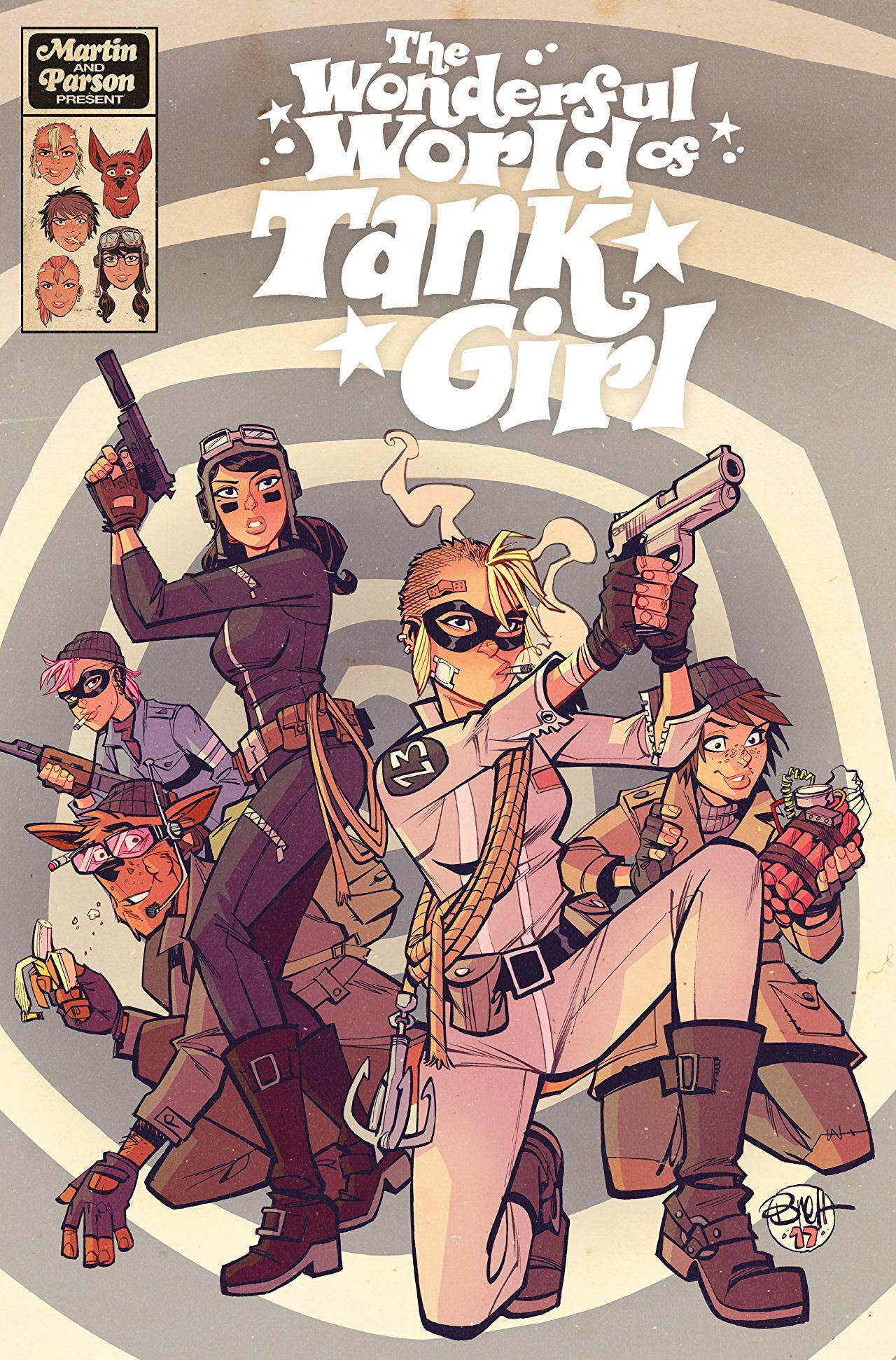 Tank Girl - The Wonderful World of Tank Girl