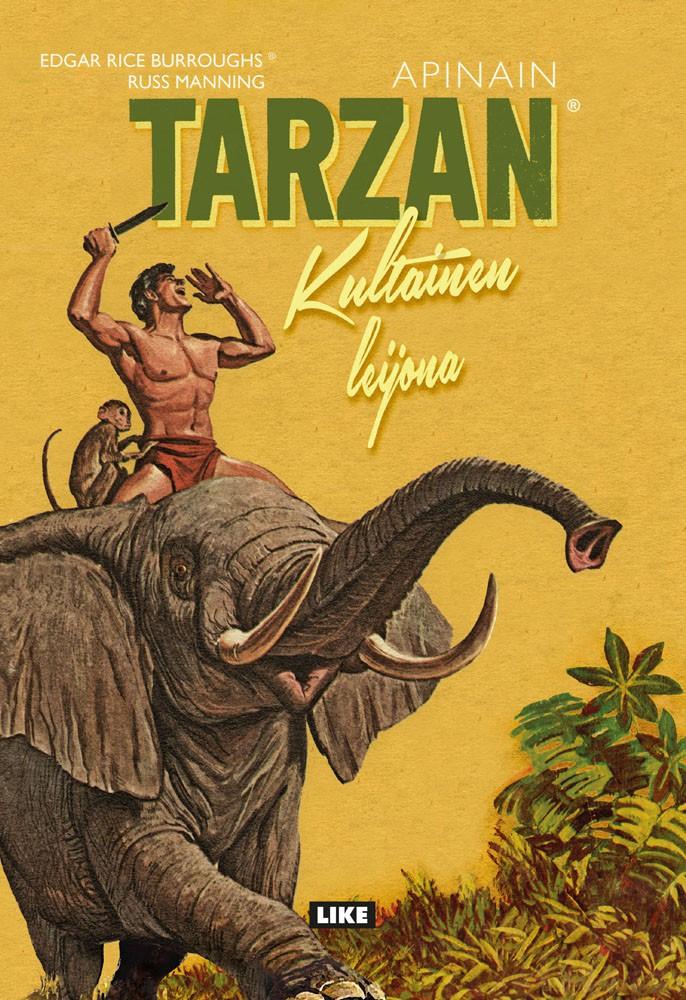 Tarzanin Leijona