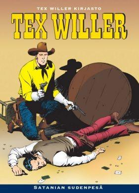 Tex Willer Kirjasto 3 - Satanian sudenpesä