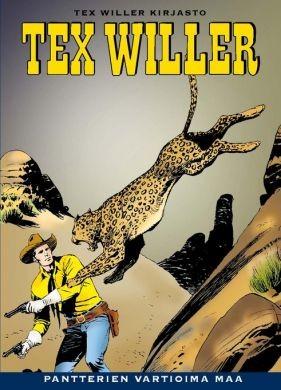 Tex Willer Kirjasto 8 - Pantterien vartioima maa
