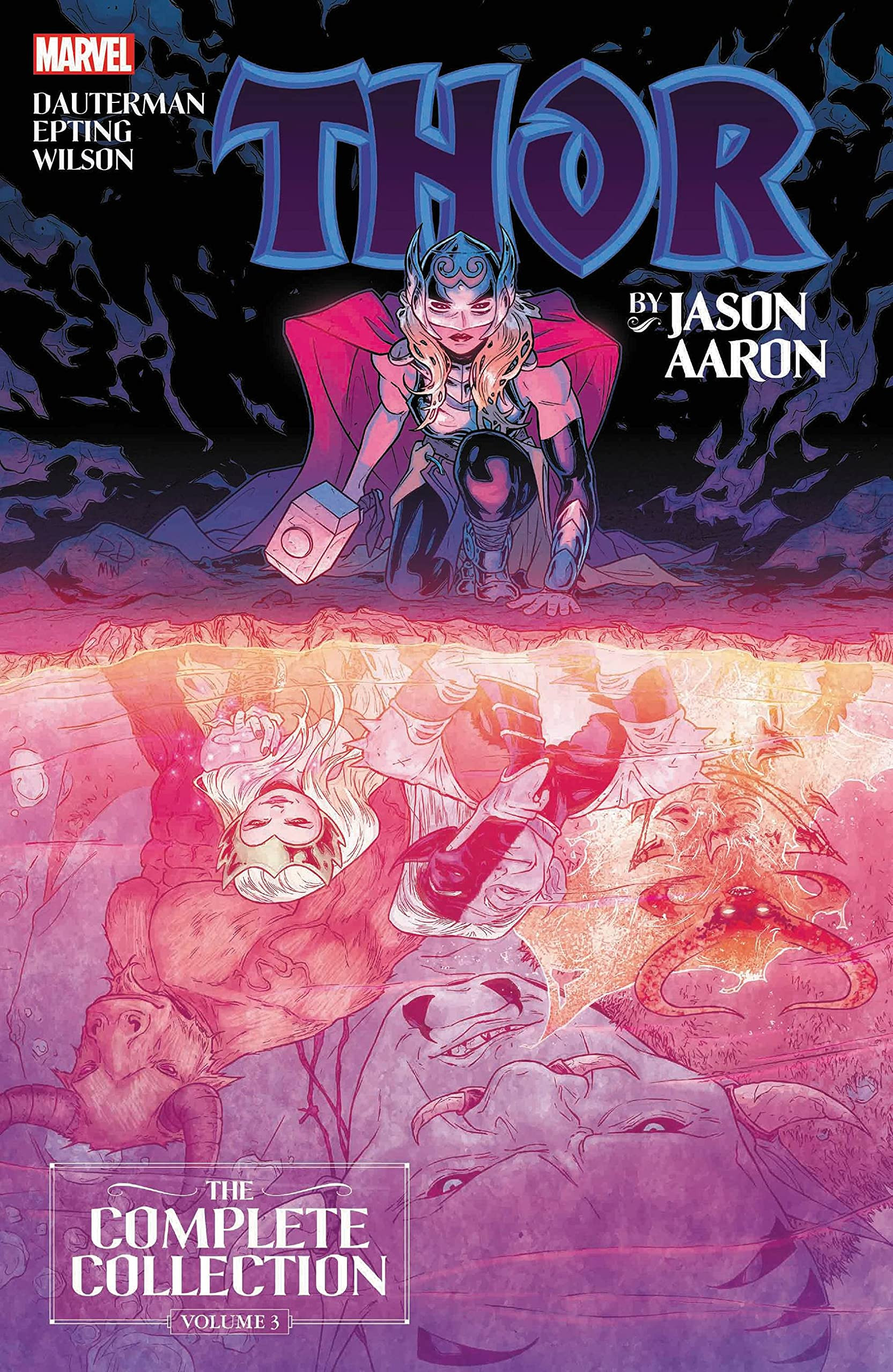 Thor by Jason Aaron - The Complete Collection 3