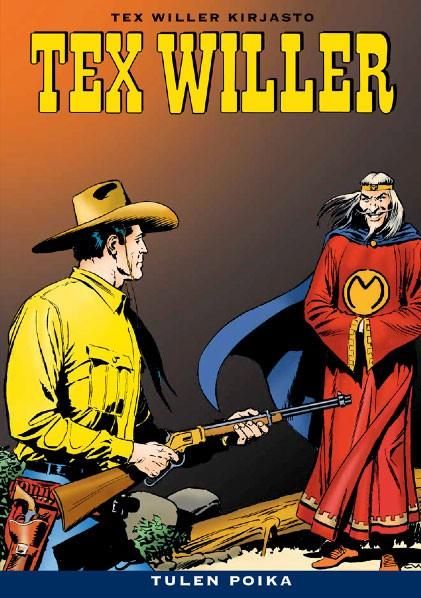 Tex Willer Kirjasto 20 - Tulen poika