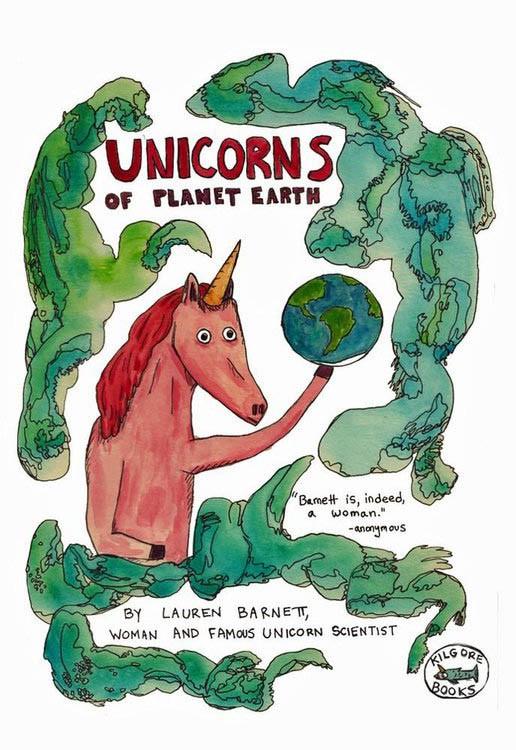 Unicorns of Planet Earth
