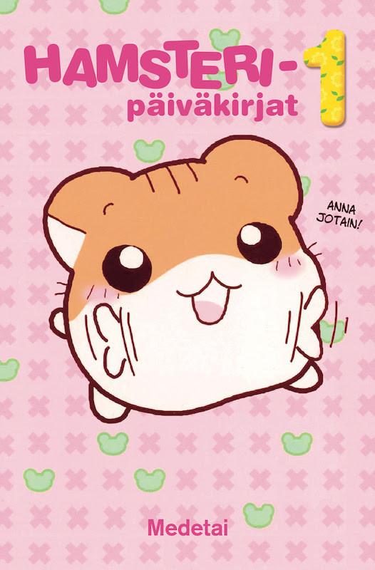 Hamsteripäiväkirjat 1