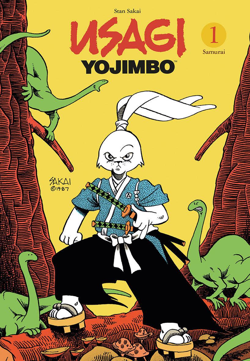Usagi Yojimbo 1 - Samurai