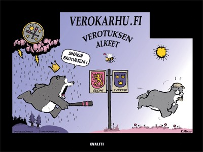 Verokarhu.fi - Verotuksen alkeet
