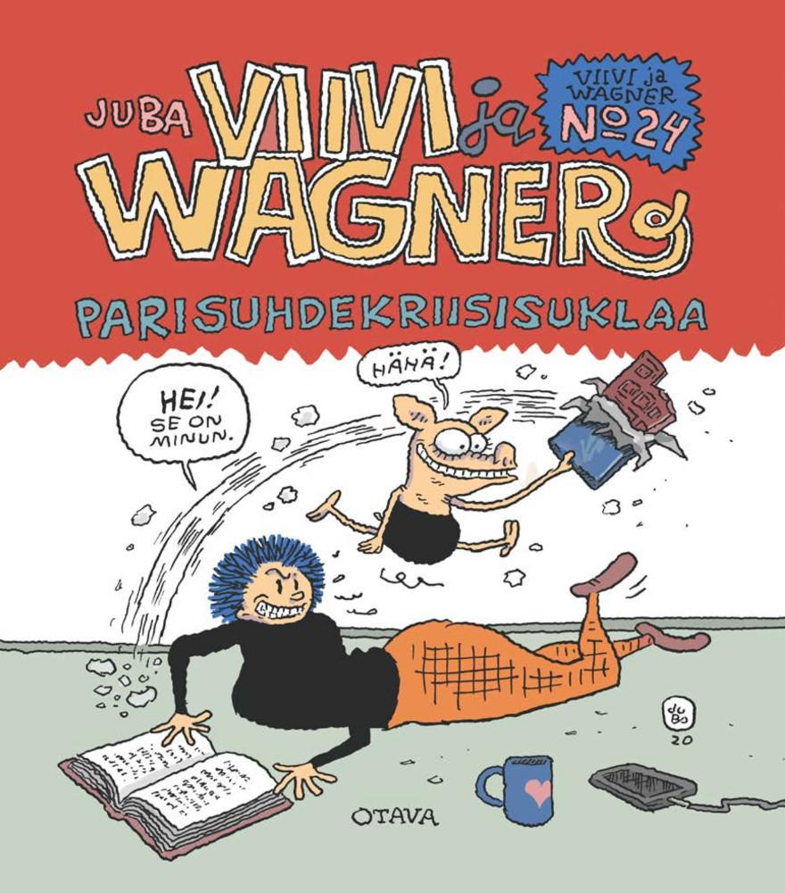 Viivi ja Wagner 24 - Parisuhdekriisisuklaa