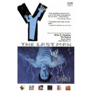 Y: The Last Man 4 - Safeword