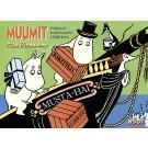 Muumit - Parhaat sarjakuvat väreissä: Musta hai